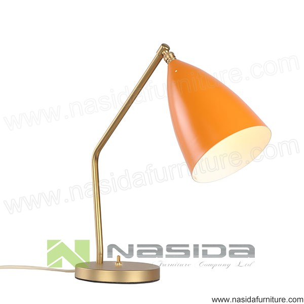 LP306 T Orange color Grossman Grashoppa Task table lamp Jetbl writing lamp