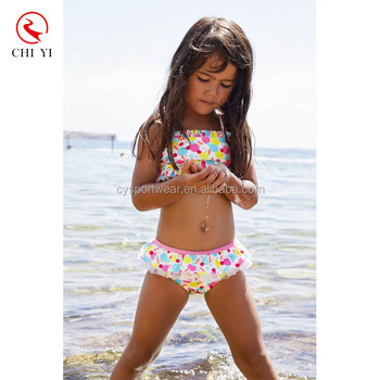Boutique New Style Polka Dots Baby Bathing Suit Swimwear Kids