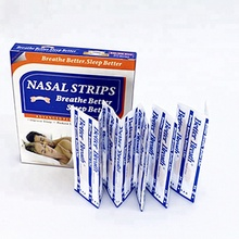 High quality health care products&breath better sleep well clear nasal strips to reduce snoring