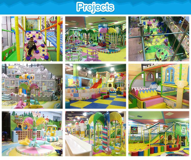New arrival trẻ em ISO9001 kiểm soát chất lượng indor lớn sân chơi trẻ em thiết bị