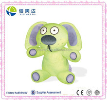 Plush Cute Green Bunny,Soft Rabbit Toy