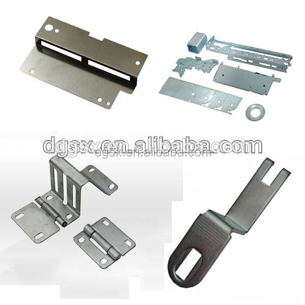 DOngguan The Manufacturer Processing Metal stamping parts