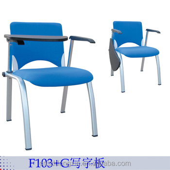 school training chair study chair with writing pad child study table and chair