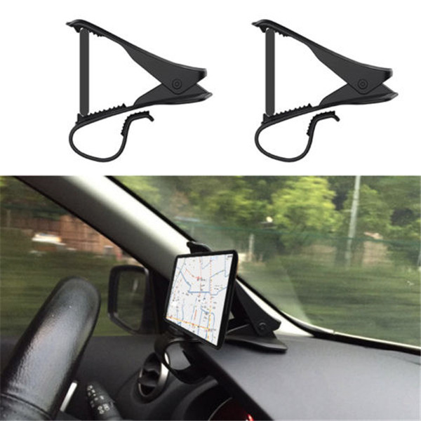 2017 Hot Car Dashboard Mount Phone Holder Stand Clip for All GPS Holder On Car Dashboard