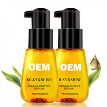 Factory Wholesaler OEM service fast delivery Salon & Beauty Line Hair Massage Oil Best Cosmetic Argan Oil argan oil hair