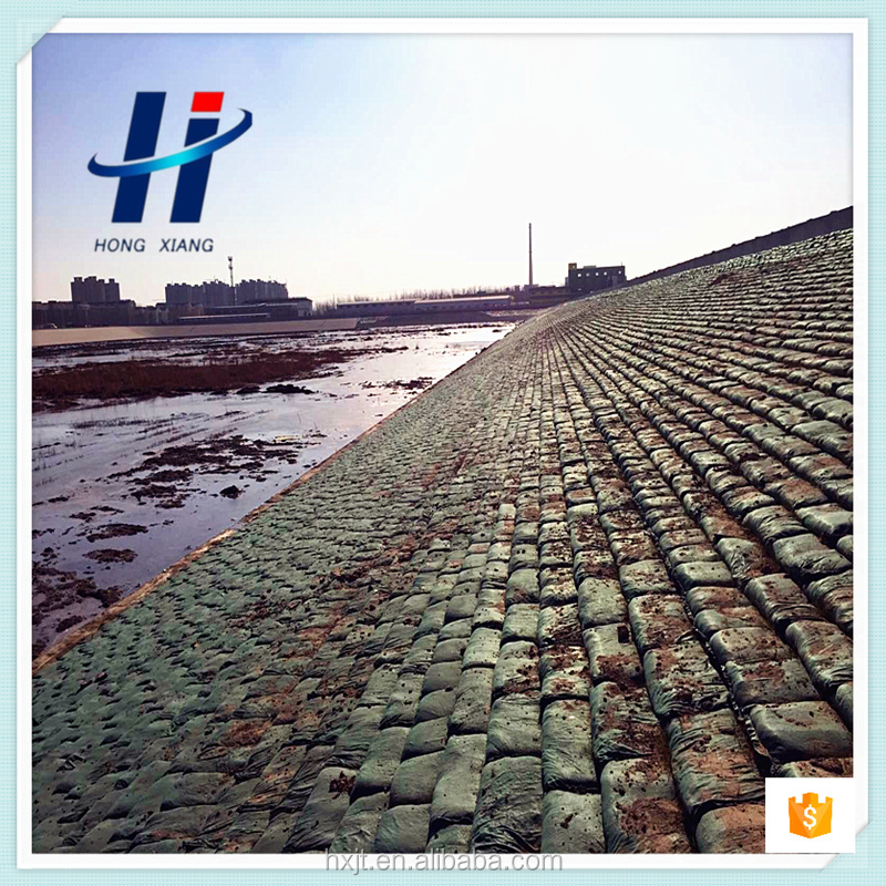 Inland Waterway Improvement Nonwoven Geo Bags /geotextile Bag ...