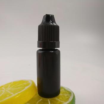 Label Design 30ml E Liquid Juice Cigarette Pe Plastic Bottle