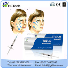 Ultra Deep Line 2ml Hyaluronic Acid HA Injection Shaping Facial Contours, sodium hyaluronate injectable filler