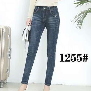 b65fa1360 new style fashion washed girls tight denim high waist jeans women clothing  fall fashion pants ladies