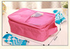 Low price newly design foldable travel storage shoes bag