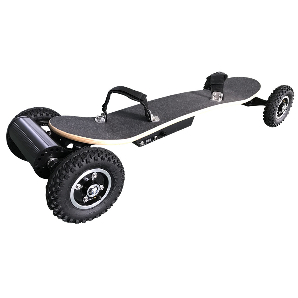 Factory direct four wheel skateboard longboard 10S5P 13Ah L G battery electric mountainboard for adult