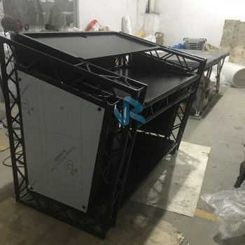 Dj Booth For Sale >> Dj Booth Equipment Aluminum Truss Dj Booth Bar Mobile Black Bar Counter On Sale Buy Dj Booth Equipment Dj Bar Counter With Wheels Aluminum Truss Dj