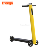 Freego hottest folding mini smart electric scooter for kids