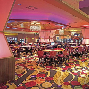 Carpet for casino/ballroom customized design high traffic use