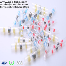 China Manufactuer Seal Solder Heat Shrink Wire Butt connector