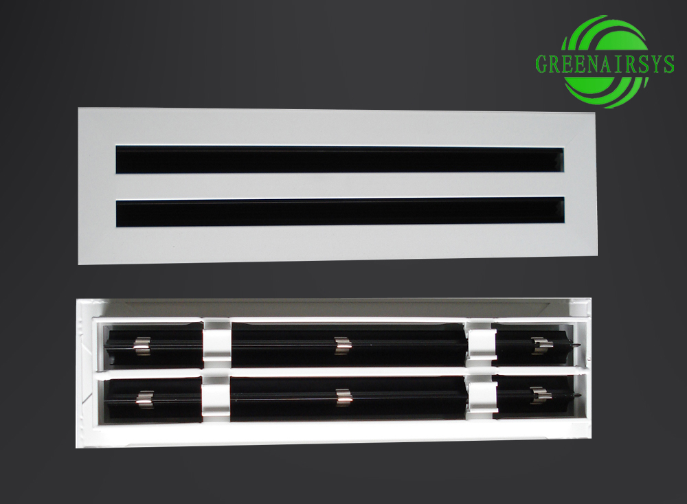 Hot Sale Air Conditioning Linear Slot Ceiling Air Diffuser