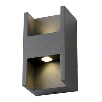 CE UL SAA Up Down Light Wall Outdoor U0026 Solar Outdoor Lighting For Garden U0026  Ceu0026rohs