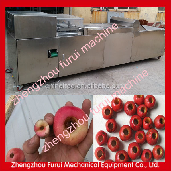 Factory direct supply high efficiency electric cherry pitter/olive pitter