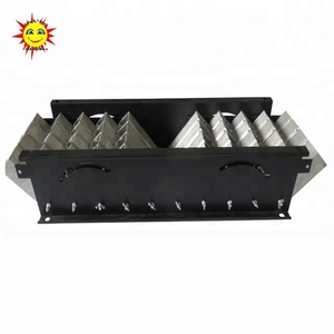 2 inch 40 shots shell mortar tube fireworks display rack