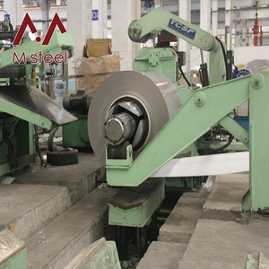 Ba Finish Stainless Ss 304l Aisi 430 High Quality 304 Ddq Hot Rolled Production Line 202 Series Steel Strip Coil