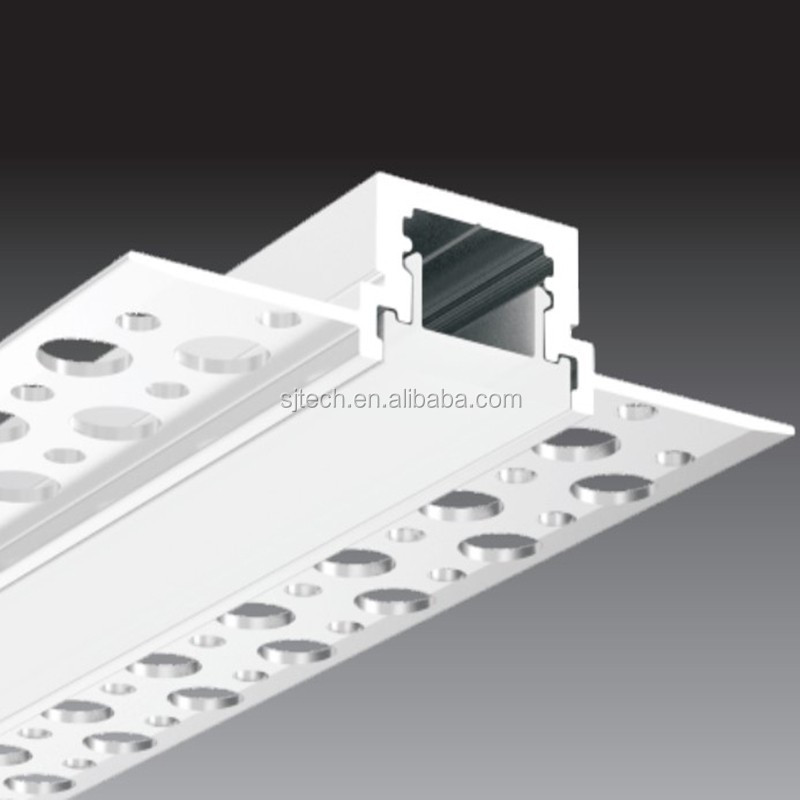 1m 2m led tape extrusions profile for led lighting
