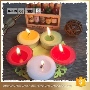 No Complaint Alibaba Express small scented candles soybean wax
