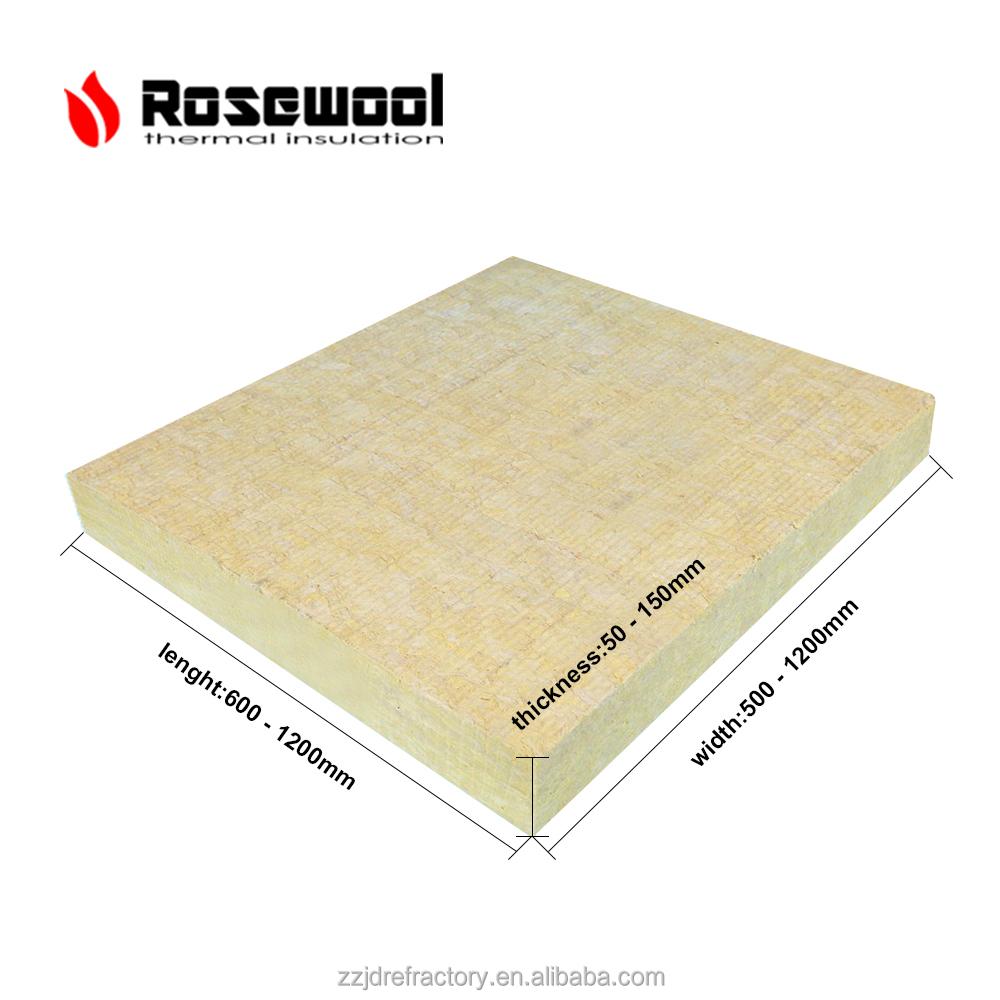 양면 반사 알루미늄 호일 절연 슈퍼 바위 모직 가격