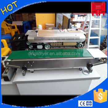 Plastic Bag Heat Sealing Machine Supplier Price