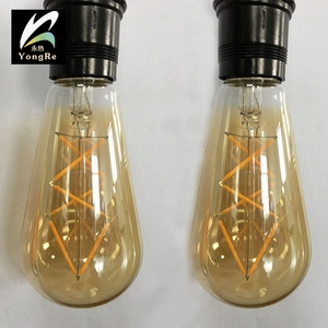 Attractive Design Shaped Incandescent Edison Bulb Light And Lighting Lamp