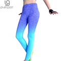 Yoga Pants Sexy Womens Sport Leggings For Running Training Fitness Jeggings Gym Clothes Pants for Women