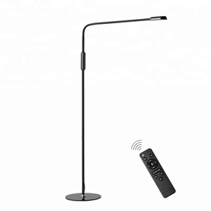 Modern Design Hotel Led Floor Lamp with Remote Control