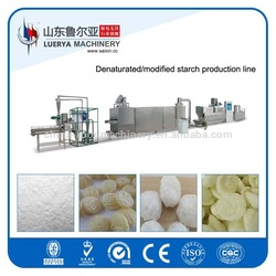 Factory Direct wheat snacks food corn puffs extruder machine