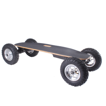 Crownwheel Hub Motor 1800w One Wheel Electric Skateboard