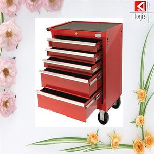 Brand new 1000 pieces of beta tool sets stanley tool 96inch steel drawer trolly with high quality