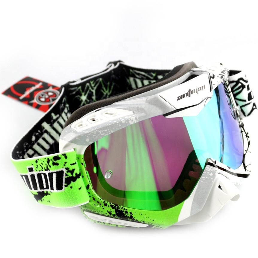 ANT 100% NEW Motocross Glasses Moto Men Women Motorcycle Goggles Helmet Glasses Ski Off-Road Dirt Bike ATV MX BMX DH MTB Eyewear фото