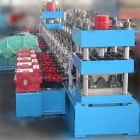 highway guarding rail roll forming machine
