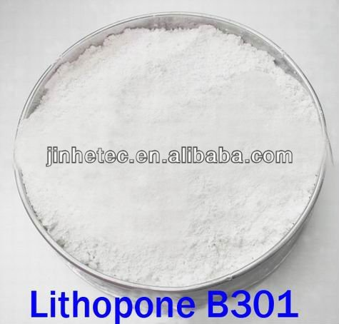 white color chemicals pigment Lithopone powder 28%-30%