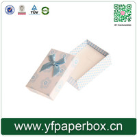 Gift&Craft Industrial Use and accept custom order cardboard necklace packaging paper jewelry gift box