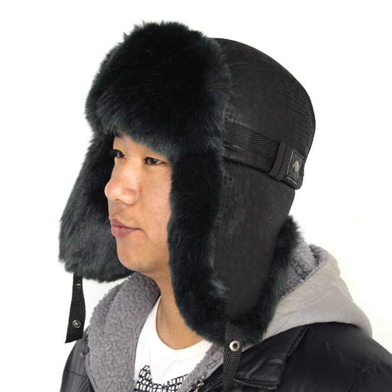 Get Quotations · Winter Warm Proof Trapper Hat 2015 New Men s Bomber Hats  Fashion Sport Outdoor Ear Flaps Caps a3ab054d5372