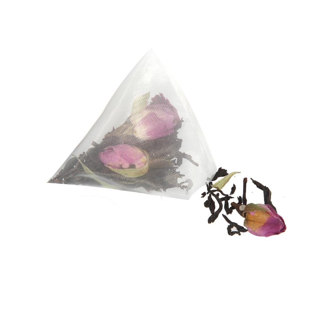 OEM private label for flower/fruit tea with Triangle Teabag in kraft paper bag - 4uTea | 4uTea.com