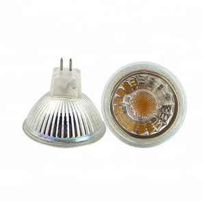 Traditioinal halogen sharge 5W cob led spotlight