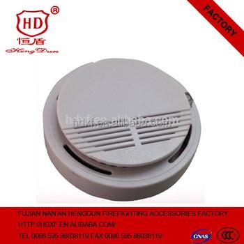 high sensitivity 12v wireleess smoke detector fire alarm sensor work with 433mhz wireless alarm. Black Bedroom Furniture Sets. Home Design Ideas