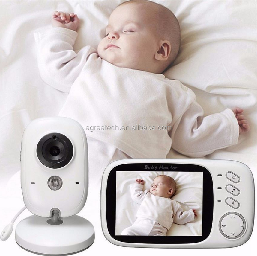 3.2 ''Display LCD Wireless Video Baby Monitor VB603 Con La Macchina Fotografica Digitale