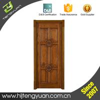 Outdoor Solid Wood 24 Inches Exterior Doors