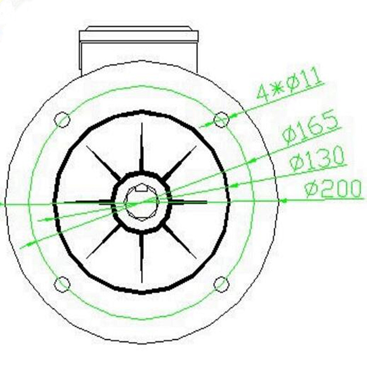 China Servo Disk Motor Wholesale