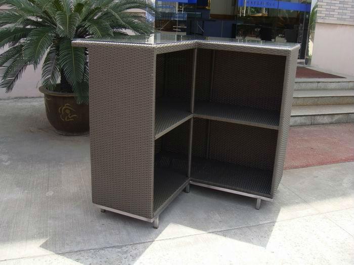 Angolo bar mobile tavoli all 39 aperto id prodotto 620836438 - Mobile angolo bar ...