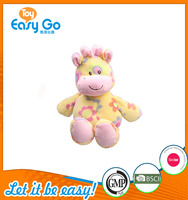 baby toys high quality stuffed plush cow