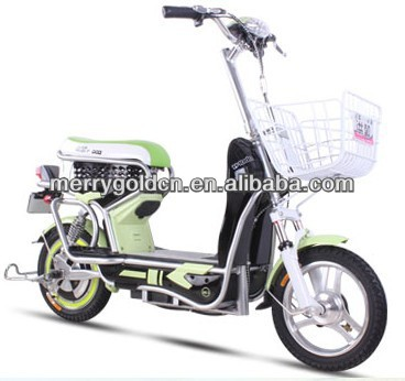 import chinese small electric motor scooters for adults big wheels(HD-16)