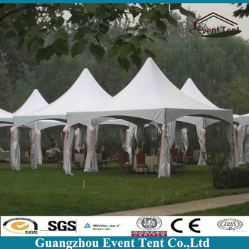 6x12 Outdoor Winter Permanent Fabric Wall Covering Cheap Used Party Tent For Sale