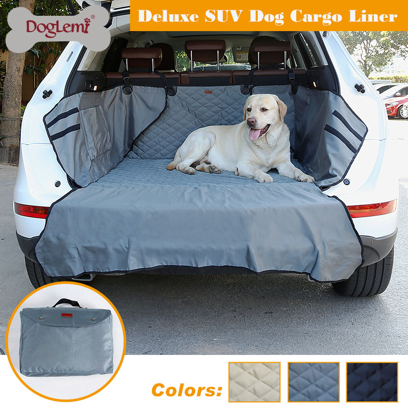 2017 New SUV Dog Cargo Liner Pet Car Seat Cover